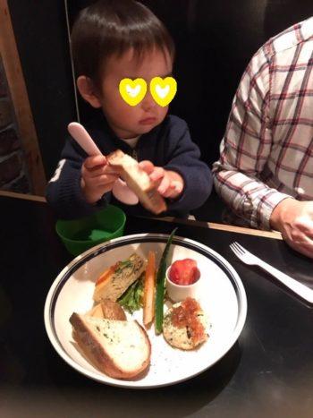 FARM TABLE SUZU (ファームテーブル スズ)のお子様ランチ