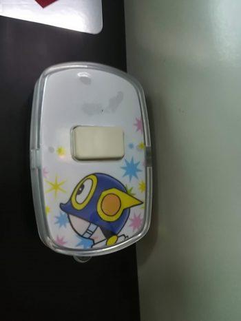 藤子・F・不二雄ミュージアム パーマンのラッピングバスの中