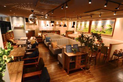 Kawara CAFE&KICHEN吉祥寺PARCO店