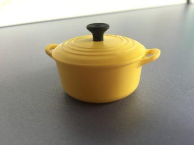 ルクルーゼの鍋セット